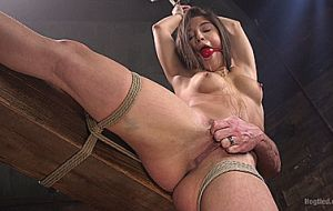 Abella Danger Submits In Her Most Brutal Shoot Part 1