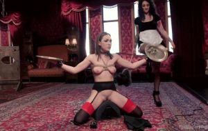 Arabelle Raphael And Lily Labeau